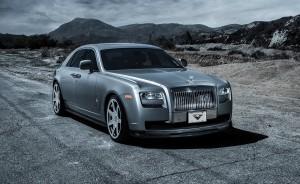 Vorsteiner Rolls Royce Ghost 7