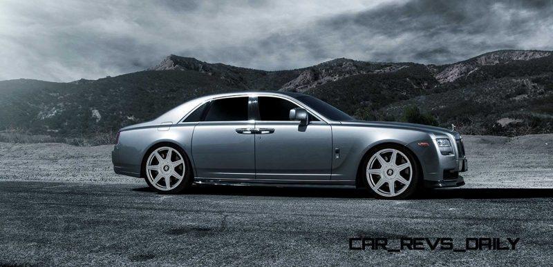 Vorsteiner Rolls Royce Ghost 8