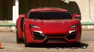 W Motors Lykan HyperSport Furious7 Cameo 22