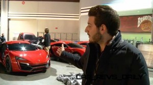W Motors Lykan HyperSport Furious7 Cameo 24