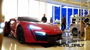 W Motors Lykan HyperSport Furious7 Cameo 27