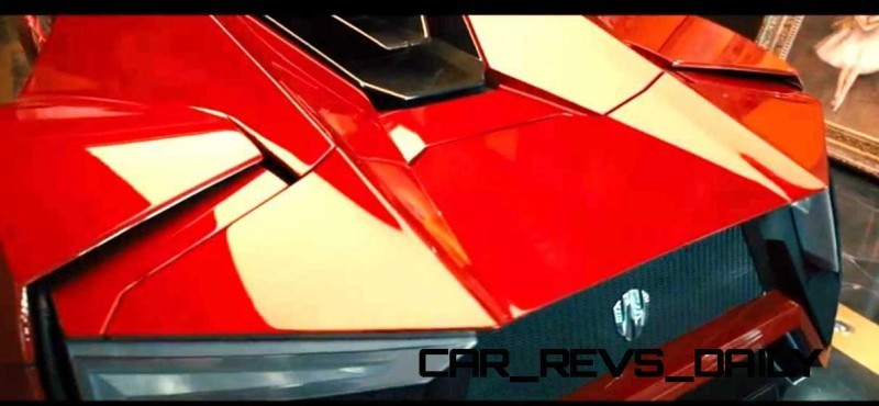 W Motors Lykan HyperSport Furious7 Cameo 5