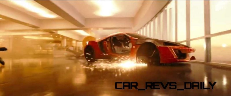 W Motors Lykan HyperSport Furious7 Cameo 57