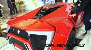 W Motors Lykan HyperSport Furious7 Cameo 9