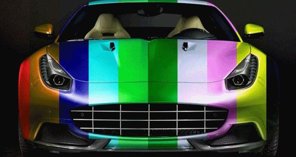lusso colors