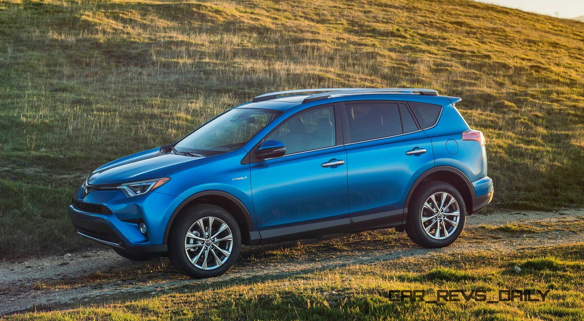 first drive review 2016 toyota rav4 xle hybrid by ben lewis. Black Bedroom Furniture Sets. Home Design Ideas