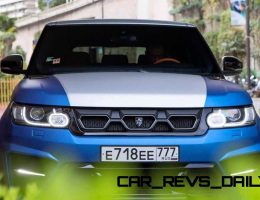 LARTE Design Range Rover Sport WINNER Takes Monaco in 73 New Pics