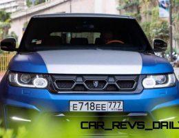 LARTE Design Range Rover Sport WINNER Takes Monaco in 73 New Pics