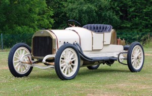 1909 Benz 35-60PS Speedster 1