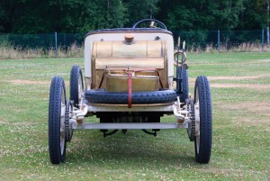 1909 Benz 35-60PS Speedster 17