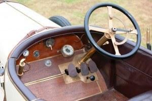 1909 Benz 35-60PS Speedster 4