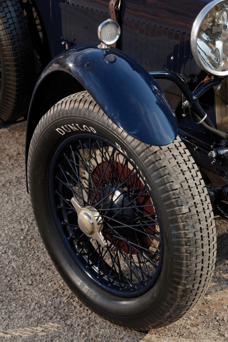 1929 Bugatti Type 44 Grand Sport 13