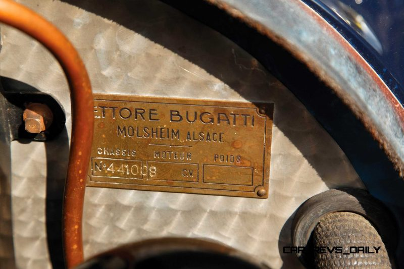 1929 Bugatti Type 44 Grand Sport 18