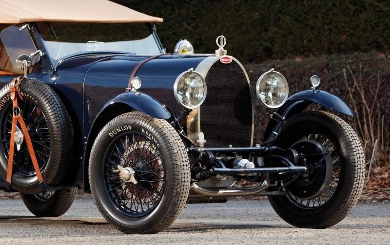 1929 Bugatti Type 44 Grand Sport 2