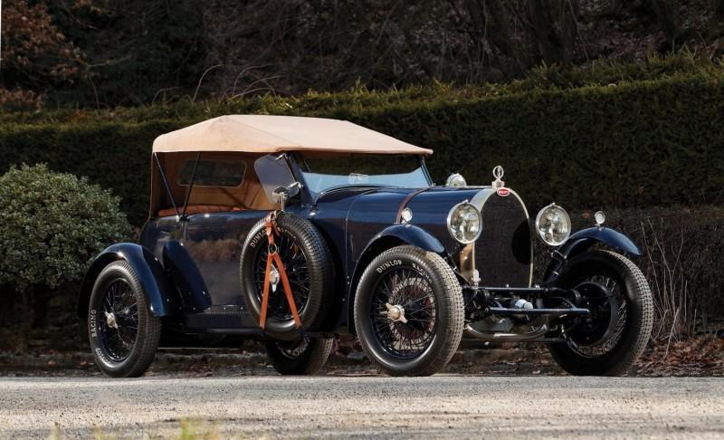 1929 Bugatti Type 44 Grand Sport 28