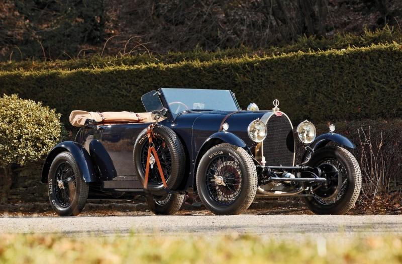 1929 Bugatti Type 44 Grand Sport 29