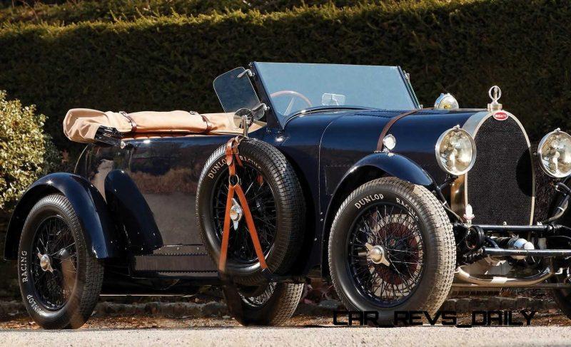 1929 Bugatti Type 44 Grand Sport 30