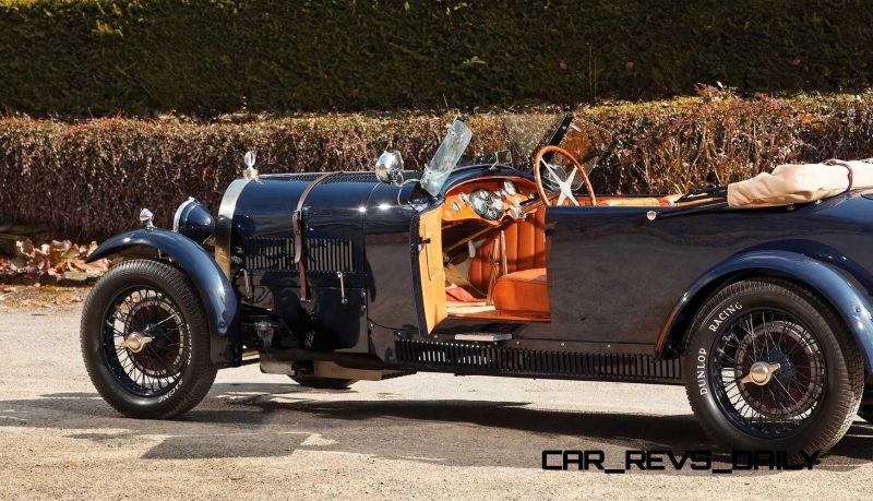 1929 Bugatti Type 44 Grand Sport 4