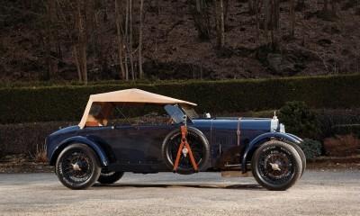1929 Bugatti Type 44 Grand Sport 7