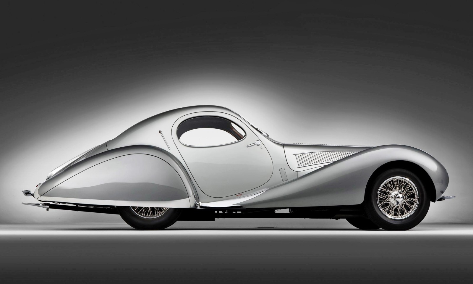 1938 Talbot-Lago T150-C SuperSport Teardrop Coupe 17