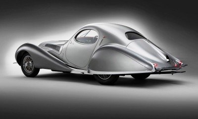 1938 Talbot-Lago T150-C SuperSport Teardrop Coupe 19