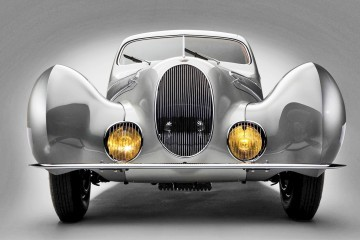 1938 Talbot-Lago T150-C SuperSport Teardrop Coupe 20