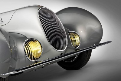 1938 Talbot-Lago T150-C SuperSport Teardrop Coupe 21