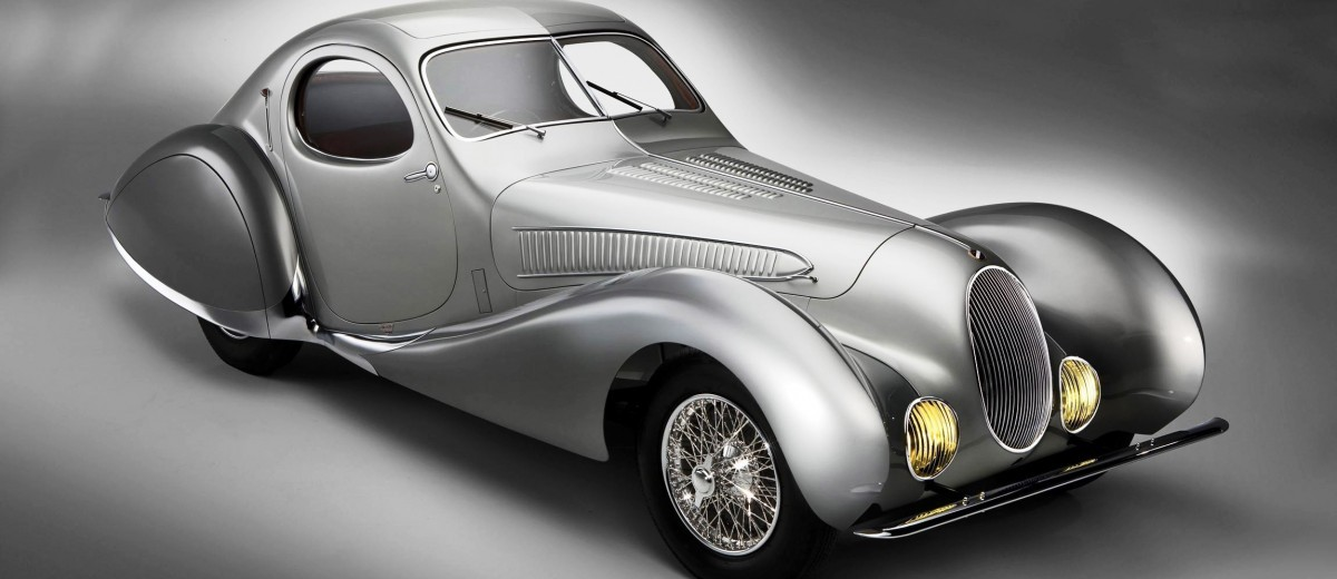 1938 Talbot-Lago T150-C SuperSport Teardrop Coupe 5