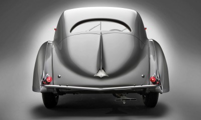 1938 Talbot-Lago T150-C SuperSport Teardrop Coupe 7