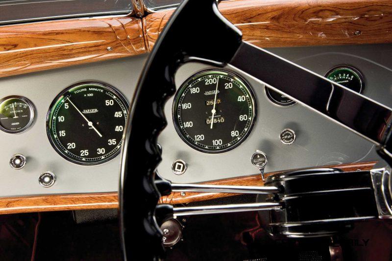 1938 Talbot-Lago T150-C SuperSport Teardrop Coupe 9