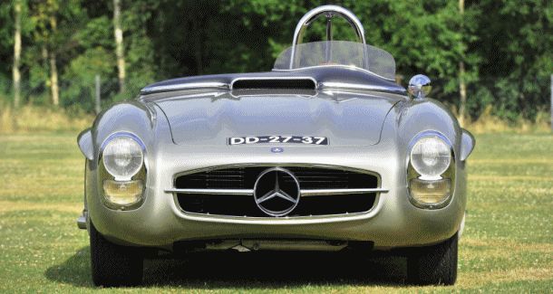 1957 Mercedes-Benz 300SLS Racing Is Ultra-Fast and Exclusive SL Speedster