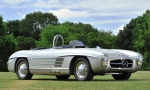 1957 Mercedes-Benz 300SLS Racing Speedster 1