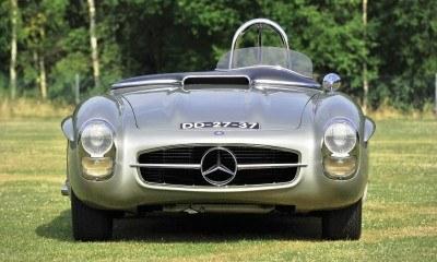 1957 Mercedes-Benz 300SLS Racing Speedster 11
