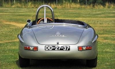 1957 Mercedes-Benz 300SLS Racing Speedster 12