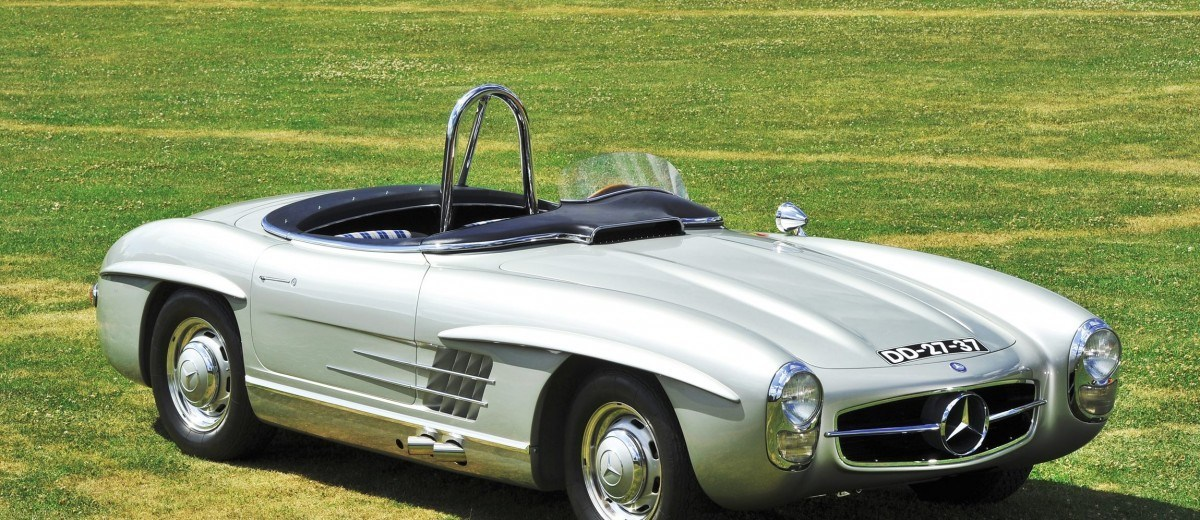 1957 Mercedes-Benz 300SLS Racing Speedster 16