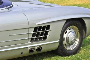 1957 Mercedes-Benz 300SLS Racing Speedster 7