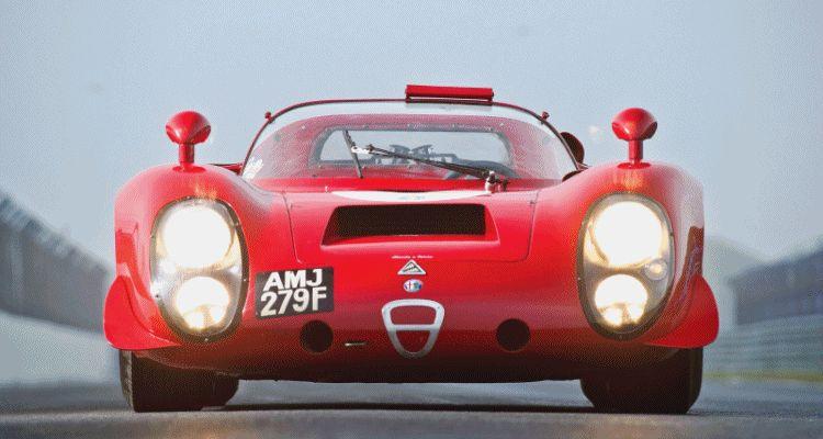 1968 Alfa Romeo T33-2 Daytona 1