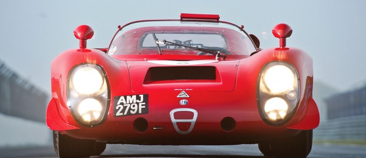 1968 Alfa Romeo T33-2 Daytona 17
