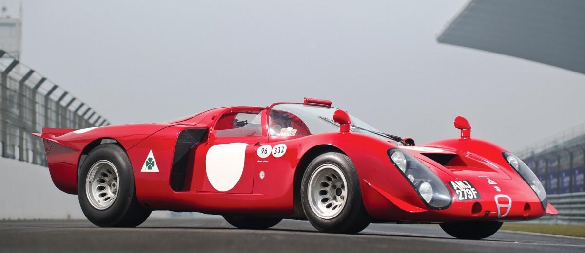 1968 Alfa Romeo T33-2 Daytona 2