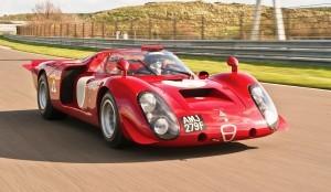 1968 Alfa Romeo T33-2 Daytona 21