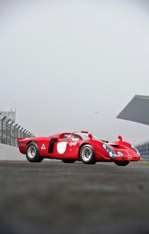 1968 Alfa Romeo T33-2 Daytona 24