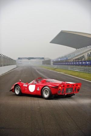 1968 Alfa Romeo T33-2 Daytona 25
