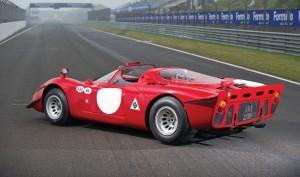 1968 Alfa Romeo T33-2 Daytona 3