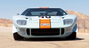 1968 Ford GT40 Gulf Mirage Lightweight LM Racecar 14