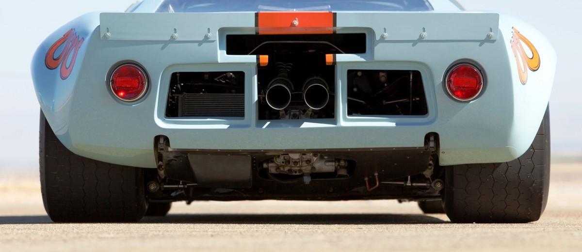 1968 Ford GT40 Gulf Mirage Lightweight LM Racecar 15