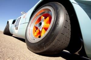 1968 Ford GT40 Gulf Mirage Lightweight LM Racecar 18