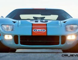 1968 Ford GT40 Gulf Mirage Lightweight LM Racecar – Most Valuable American Car Of All Time?