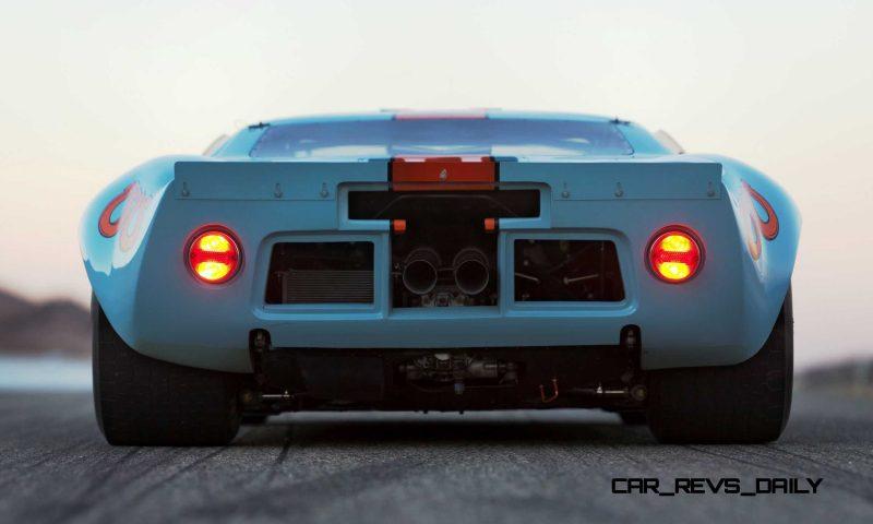 1968 Ford GT40 Gulf Mirage Lightweight LM Racecar 27