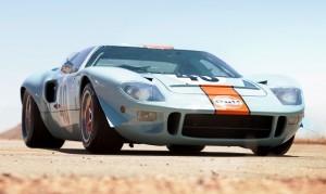 1968 Ford GT40 Gulf Mirage Lightweight LM Racecar 34