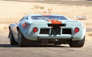 1968 Ford GT40 Gulf Mirage Lightweight LM Racecar 35